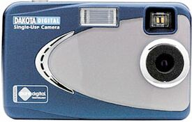 Ritz Camera offers Disposable Dakota Digital Cameras for only $10.99