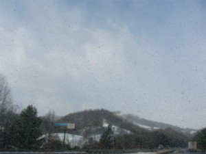 Snowy Tennessee