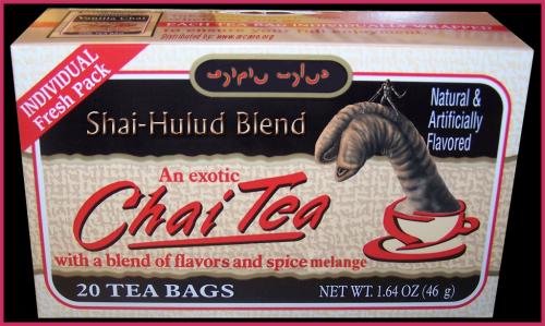 Chai-Hulud Chai Tea