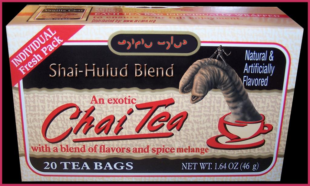 New Chai Blend From the Fremen Tea Brand