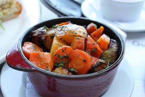 Crock Pot Vegetable Stew